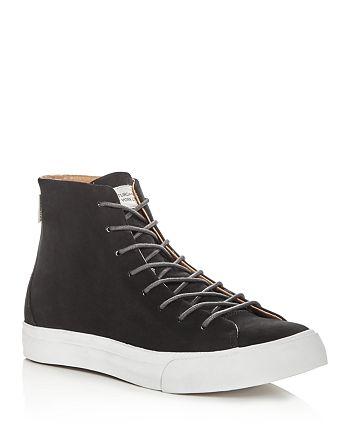 16143013ef7 SATURDAYS NYC Men's Mike Leather High Top Sneakers | Bloomingdale's
