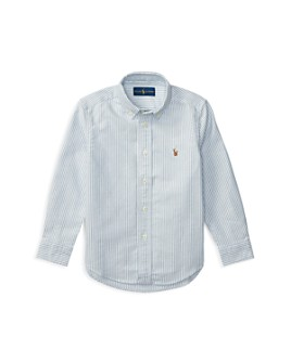 Ralph Lauren - Boys' Button-Down Shirt - Little Kid