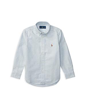 Ralph Lauren Childrenswear Boys ButtonDown Shirt  Little Kid