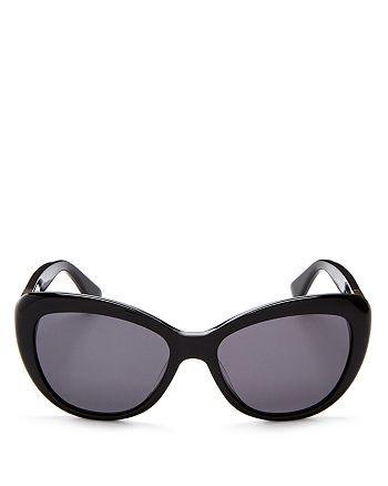 7fc557978c9b5 kate spade new york Women s Emmalyn Polarized Cat Eye Sunglasses ...