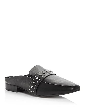 Sol Sana - Women's Renold Studded Leather Mules