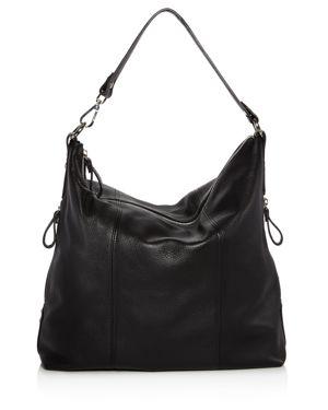Aqua Leather Hobo 2744066