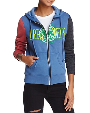 University of Today, Dreamers of Tomorrow Color-Block Graphic Hoodie - 100% Exclusive