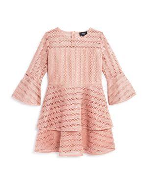 Bardot Junior Girls' Lace Bell-Sleeve Dress - Big Kid