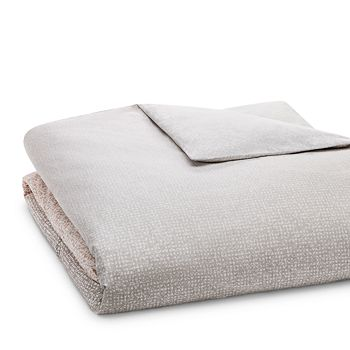 Oake - Speckled Colorblock Duvet Cover, Full/Queen - 100% Exclusive