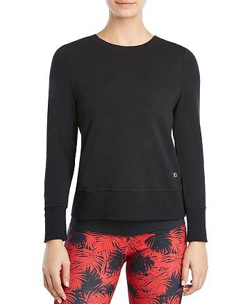 2(X)IST - Back Lace-Up Sweatshirt