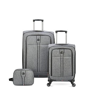 Delsey - Embarque 2.0 Two Piece Luggage Set with Bonus Travel Case - 100% Exclusive