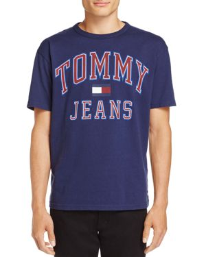 Tommy Hilfiger Tommy Jeans 90's Logo Short Sleeve Tee 3071176