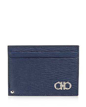 Salvatore Ferragamo - Revival Card Case with ID