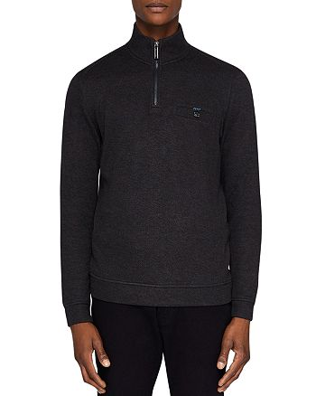 Ted Baker - Dotkot Half Zip Sweater
