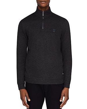 Ted Baker Dotkot Half Zip Sweater