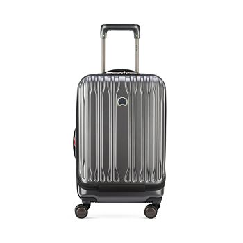 "Delsey - Chromium Lite 19"" International Carry On Expandable Spinner"