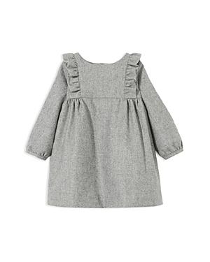 Jacadi Girls' Ruffled Dress - Baby