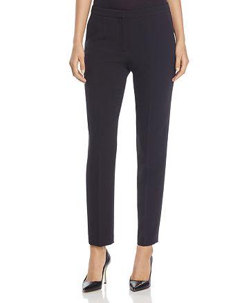 BOSS - Torunala Cropped High-Rise Pants