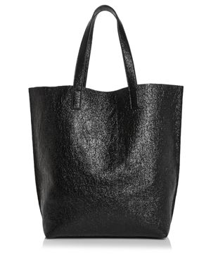 Street Level Glossy North/South Tote 3003327
