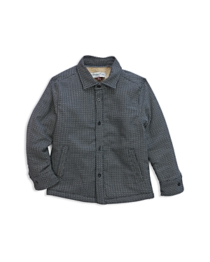 Sovereign Code Boys' Sherpa-Lined Printed Jacket - Little Kid, Big Kid