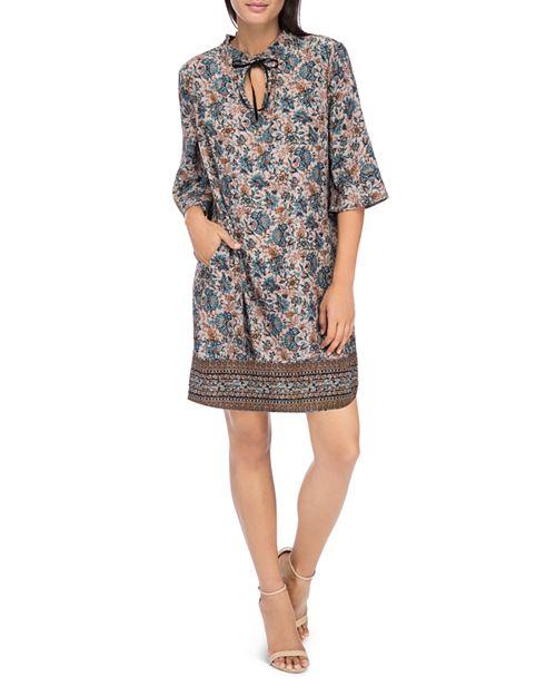 B Collection by Bobeau - Magie Necktie Dress