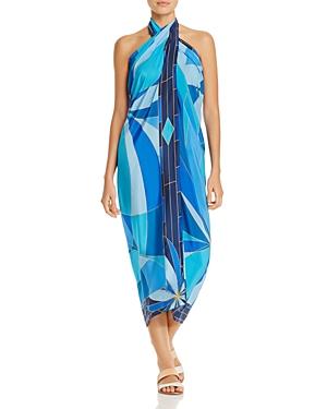 Gottex Silk Pareo Swim Cover-Up