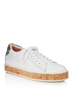 kate spade new york Women's Amy Platform Sneakers