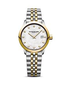 Raymond Weil - Freelancer Diamond Watch, 29mm