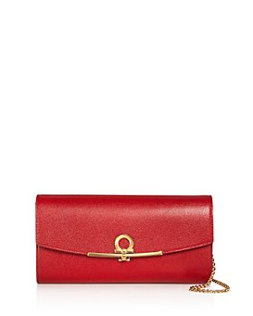 Salvatore Ferragamo - Continental Gancino Clip Score Mini Bag
