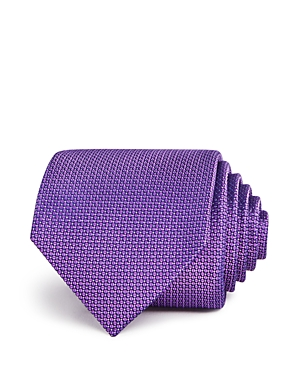 The Men's Store at Bloomingdale's Mini Dot Dash Classic Tie - 100% Exclusive