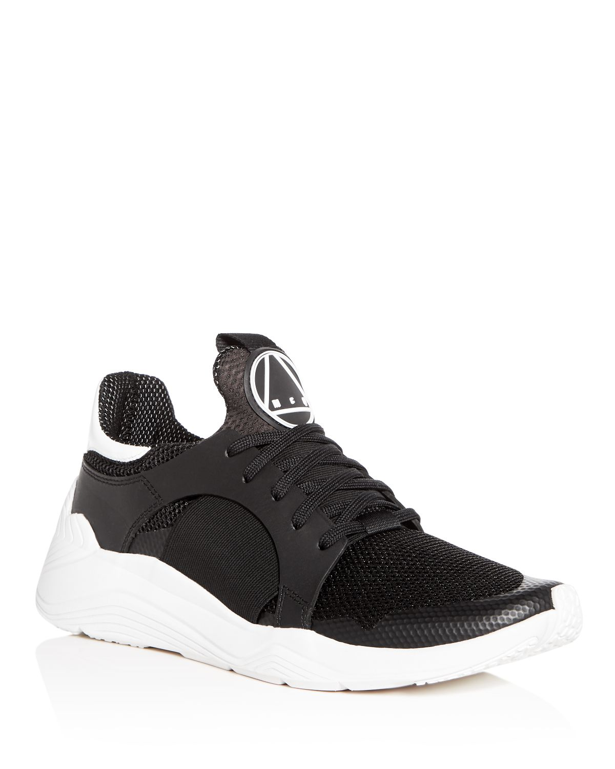 Alexander McQueen Alexander McQueen Men's Gishiki Techsole Lace Up Sneakers