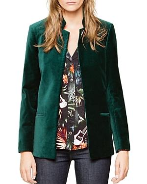 Zadig & Voltaire Vollys Velvet Jacket