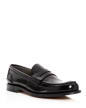 Church's - Men's Turnbridge Leather Penny Loafers