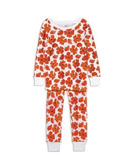 Aden and Anais - Girls' Poppy Pajama Set - Baby