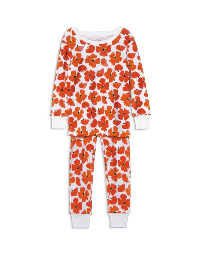 Aden and Anais Girls' Poppy Pajama Set - Baby    Bloomingdale's