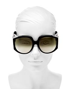 Gucci - Women's Oversized Square Sunglasses, 61mm