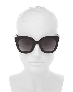 Gucci - Women's Oversized Square Sunglasses, 49mm