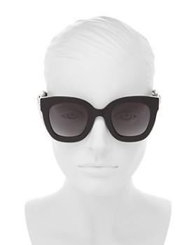Gucci - Women's Oversized Square Sunglasses, 49mm