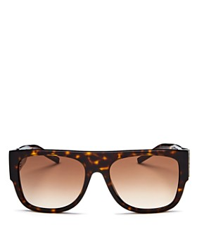Saint Laurent - Women's M16 Square Sunglasses, 55mm