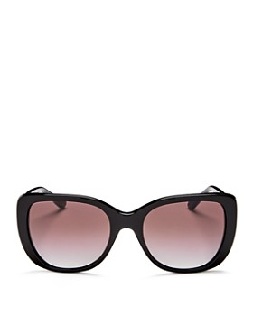 Tory Burch - Women's Polarized Square Sunglasses, 52mm