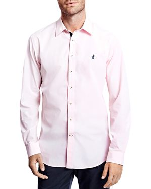 THOMAS PINK LOWE PLAIN BUTTON-DOWN SHIRT - BLOOMINGDALE'S CLASSIC FIT