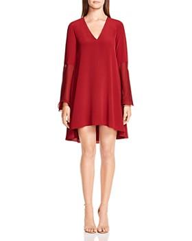 Haute Hippie - Manhattan Bell-Sleeve Dress