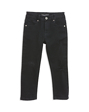 Sovereign Code Boys' Distressed Straight Jeans - Little Kid