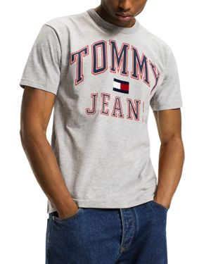 Tommy Hilfiger Tommy Jeans 90's Logo Short Sleeve Tee