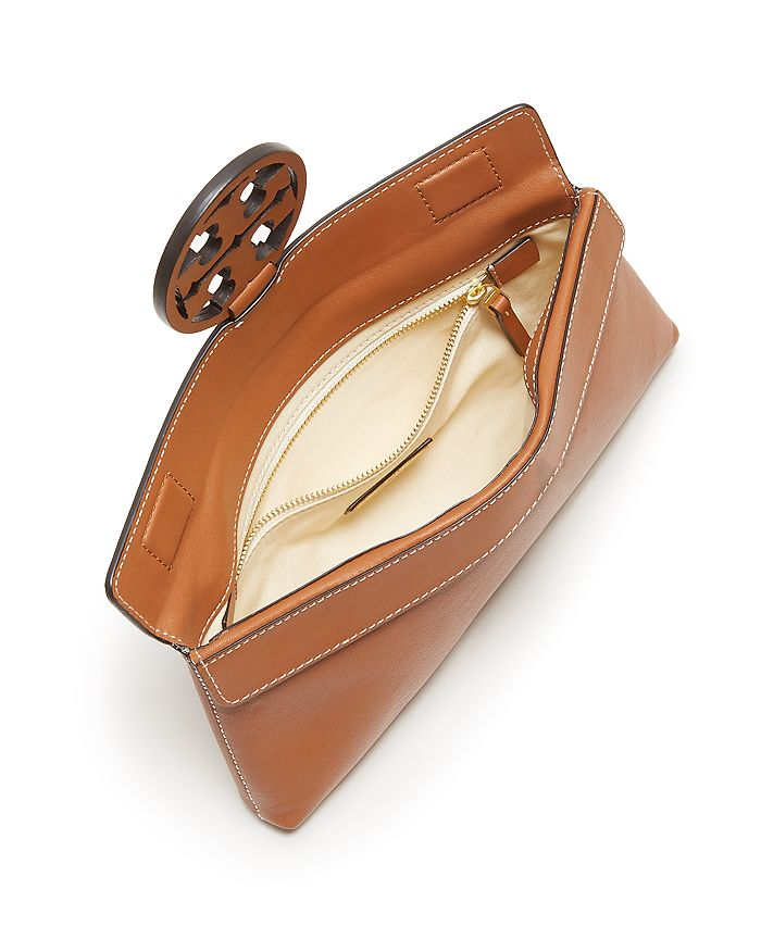 cc0afafaf68b Tory Burch - Miller Leather Clutch