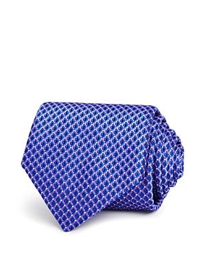 Canali Diamond Textured Classic Tie