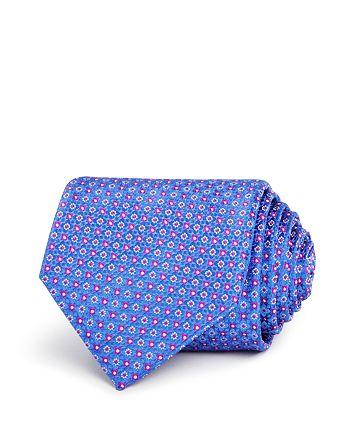 Canali - Micro Circles Neat Classic Tie