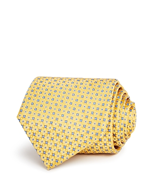 Canali Micro Circles Neat Classic Tie