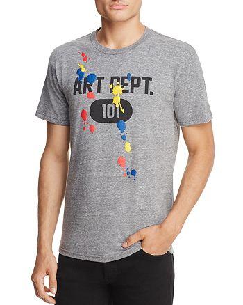 Altru - Art Dept. 101 Crewneck Short Sleeve Tee