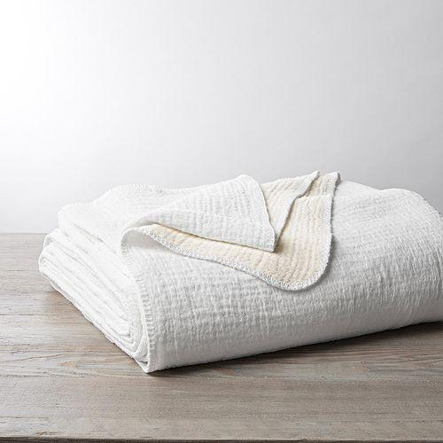 Coyuchi - Cozy Cotton Baby Blanket