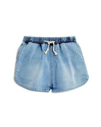 DL1961 - Girls' Chambray Shorts - Big Kid