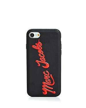 Marc Jacobs Glossy Embossed iPhone 7/8 Case