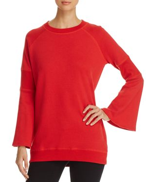 Kenneth Cole Bell Sleeve Sweatshirt