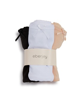 Eberjey - Pima Goddess Bikinis, Set of 3